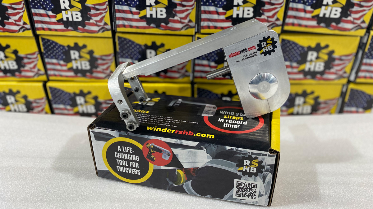 You are currently viewing THE RSHB® WINDER IS NOW AVAILABLE IN CANADA AND IN USA